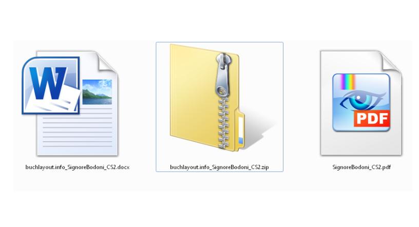 Attraktive Buchlayout-Vorlagen für Microsoft Word