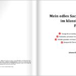 Buchlayout.info präsentiert: Mein edles Sachbuch im klassischen Format 17 × 24 mit Marginalien