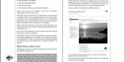 Content Management mit Joomla! 3.5 für Kids: Auch diesmal steht das Lernen am Beispiel im Vordergrund