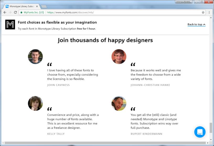 Johann-Christian Hanke ist einer von tausenden glücklichen Designern