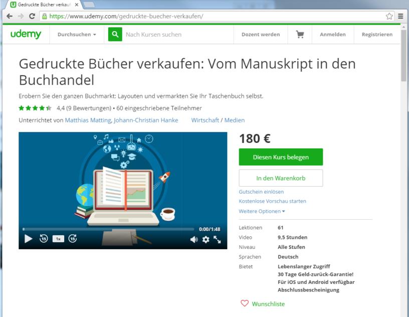 Kurs zum Buchlayout mit Matthias Matting und Johann-Christian Hanke