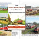 München-Mühldorf-Simbach: Neues Buch von Karl Bürger, akribisch recherchiert und reich bebildert