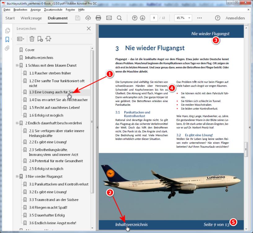 Dein perfektes E-Book: Neue, interaktive Wordvorlage von Johann-Christian-Hanke im attraktiven Design