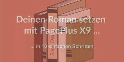 Johanns neuer Kurs auf Udemy: Deinen Roman setzen mit PagePlus in 10 Schritten