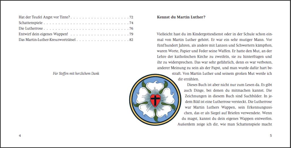 Satzprobe für Buchlayout von Johann-Christian Hanke