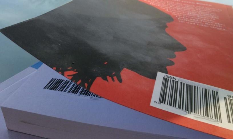 Mmatter Umschlag bei CreateSpace: in kurzer Zeit voller Fettflecke